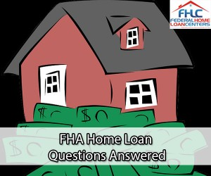 FHA home loan for Multi-Unit Properties