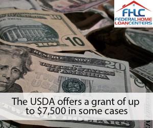 USDA grant information