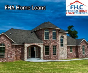 FHA home loan information