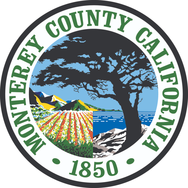 The seal of Monterey County.