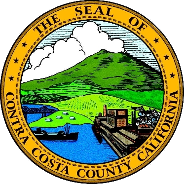 Seal of Contra Costa County, California