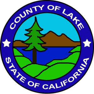 Seal of Lake County, California
