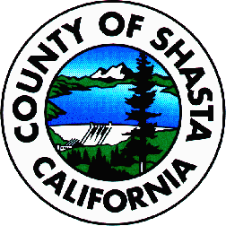 Seal of Shasta County, CA