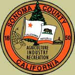 Seal of Sonoma County, California