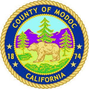 Seal of Modoc County, California